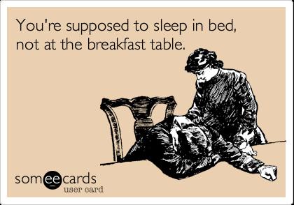 Narcolepsy Meme