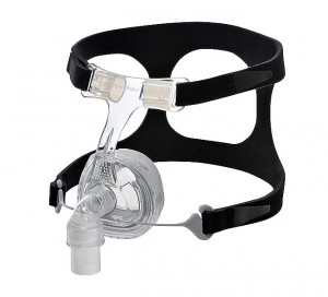 fisher-peykel-zest-nasal-cpap-mask-headgear #10 - Top Ten Most Popular CPAP Masks of All Time