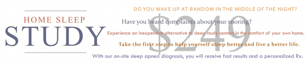Home Sleep Apnea Study
