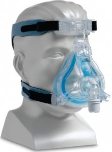 Respironics-ComfortGel-Blue-Full-Face-Mask-1081801 #3 - Top Ten Most Popular CPAP Masks of All Time