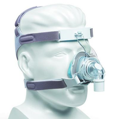 respironics_true_blue_nasal_cpap_mask #4 - Top Five Most Popular Nasal CPAP Masks of All Time