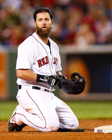Even professional athletes like Mike Napoli have sleep apnea.